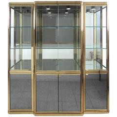 Elegant Mid-Century Modern Display Case by DIA