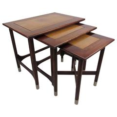 Vintage Nesting Tables by Weiman