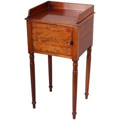 Early 19th Century Mahogany Pot-Cupboard