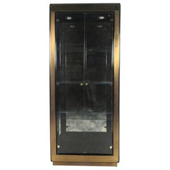 Mid-Century Modern Display Cabinet by Mastercraft