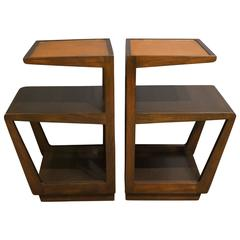 Edward Wormley Drexel End Tables