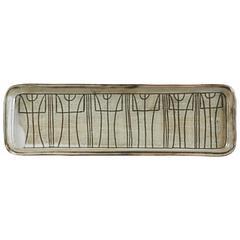 Jacques Pouchain Ceramic, Signed, JP Atelier Dieulefit