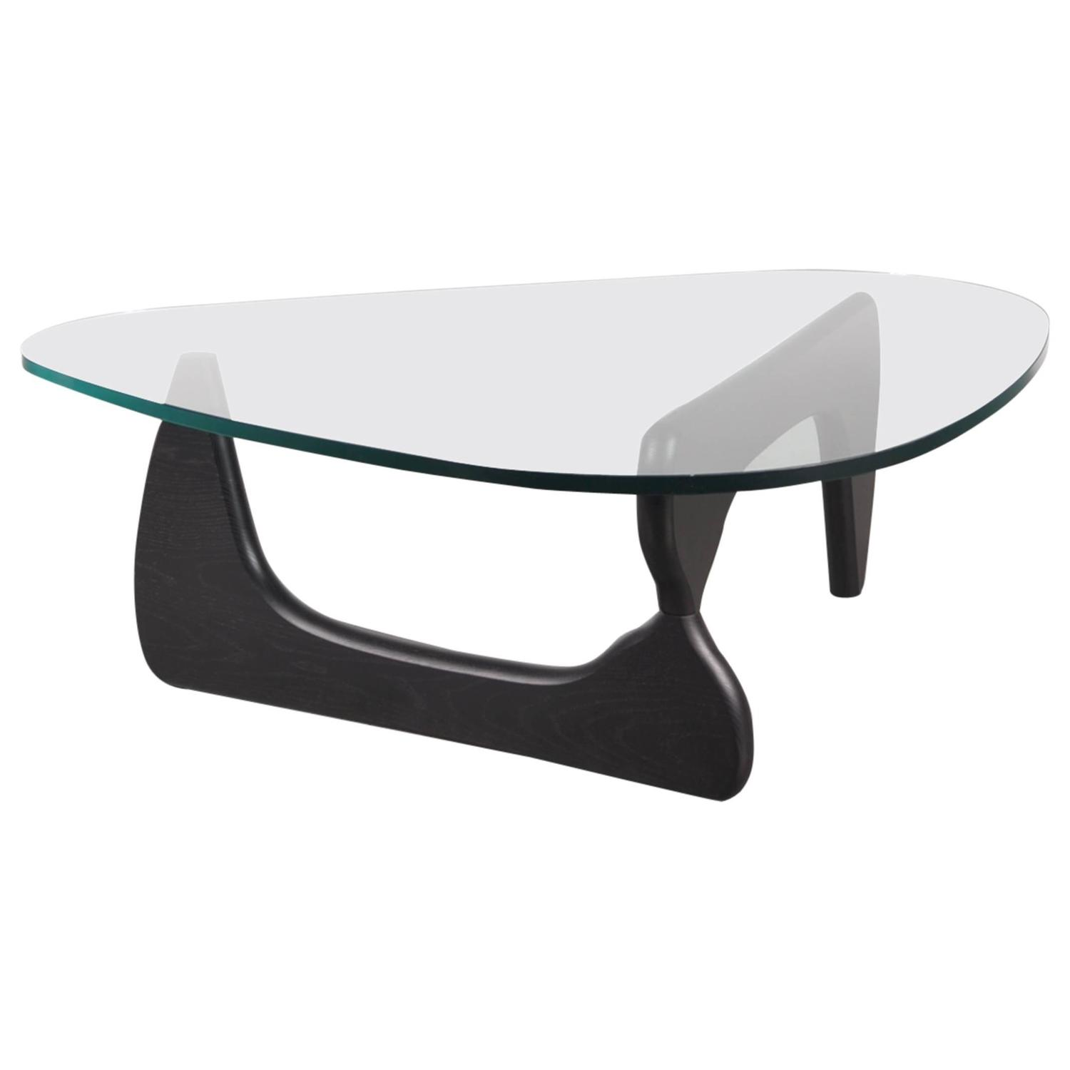 Sculptural Coffee Table By Isamu Noguchi For Herman Miller Usa Circa 1980 For Sale At 1stdibs