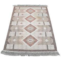 Röllakan, Swedish Design 1960s, Carpet