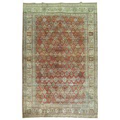 Antique Persian Joshegan Rug