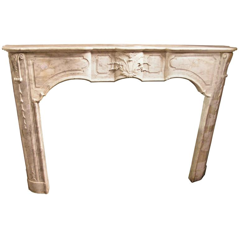 antique marble fireplace mantel for sale at 1stdibs