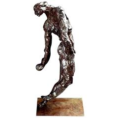 "Bronze Sculpture ""Dance"" by the Artist Emmée Parizot"