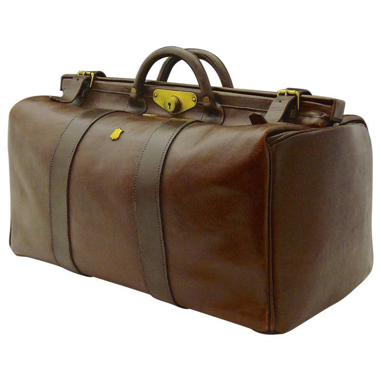 Leather Gladstone 117