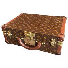 Vintage Mid-Century Louis Vuitton Briefcase