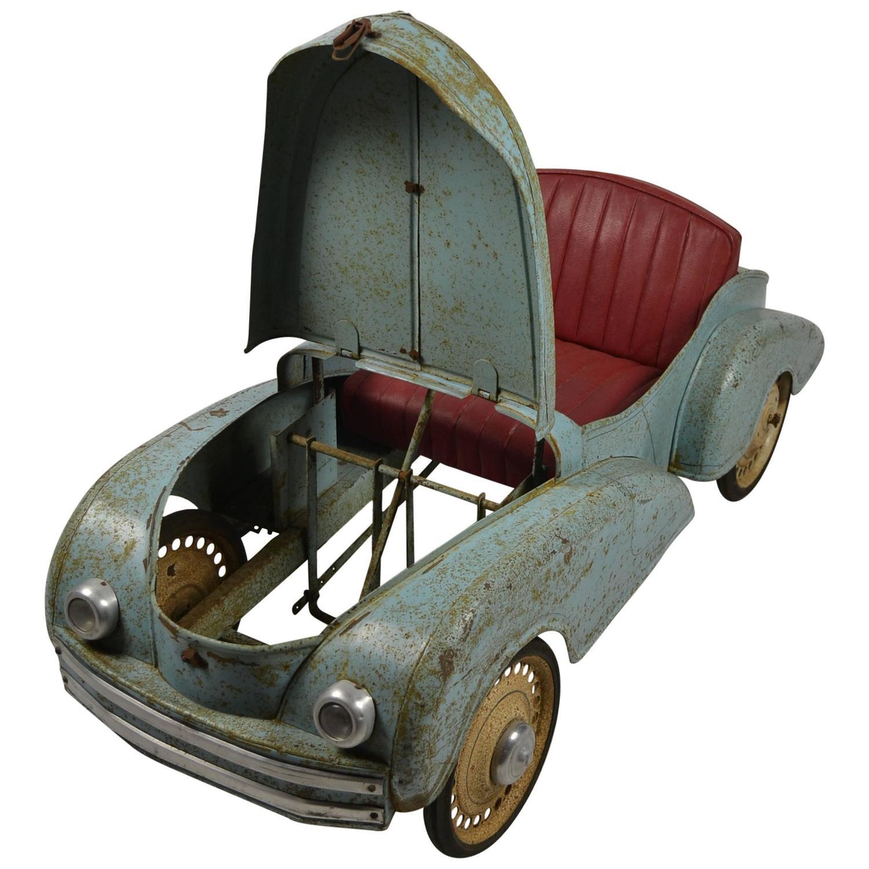 Vintage Metal Cars 51