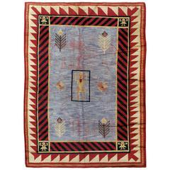 Vintage Indian Rug