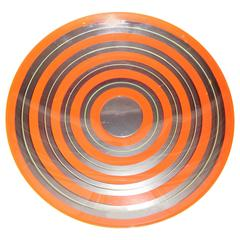 Large Mid-Century Murano Glass Bowl