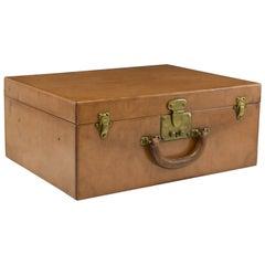 Louis Vuitton Leather Case, circa 1935