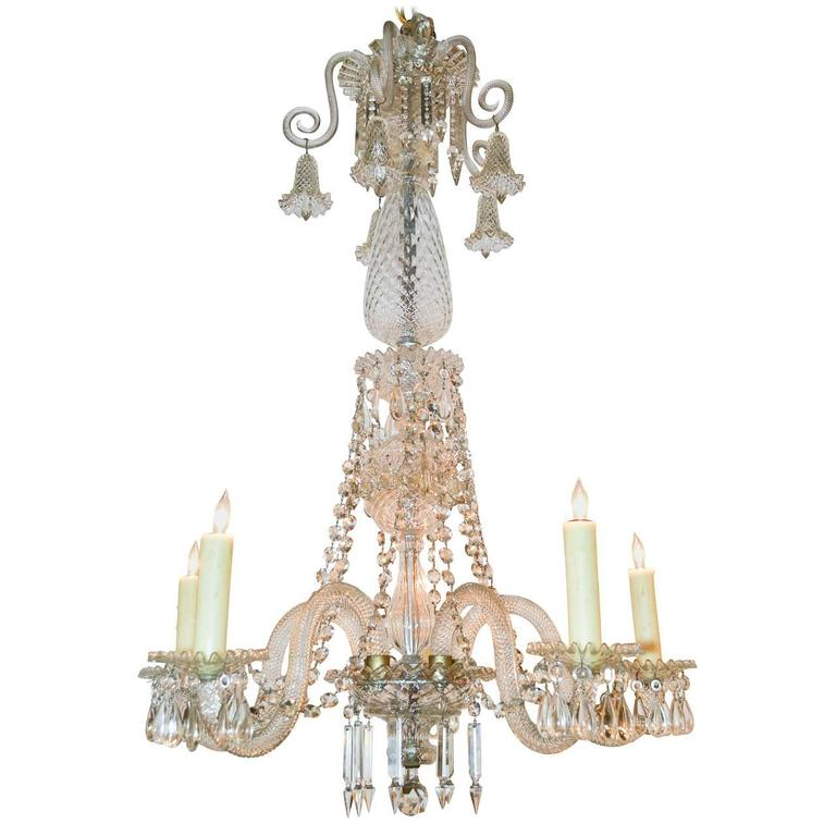 Extraordinary 19th Century Portuguese Chandelier For Sale