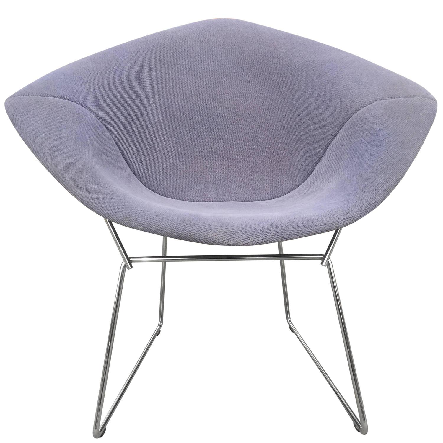 Harry Bertoia Diamond Lounge Chair For Knoll Circa 1950 At 1stdibs