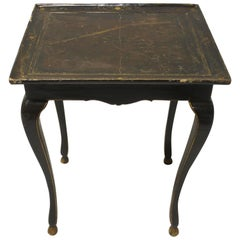 19th Century Chinoiserie Side Table