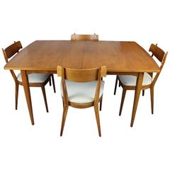 Kipp Stewart Dining Table and Chairs for Drexel