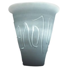 "Light Gatherer Porcelain Vase by Rudolf ""Rudy"" Staffel"