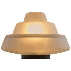 """Sic Venus"" Table Lamp by Angelo Mangiarotti for Gloria"