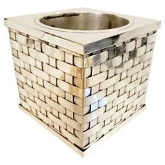 Silver Plated Wine Cooler Italy