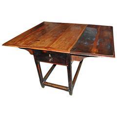 18th Century Farmhouse Harvest Table