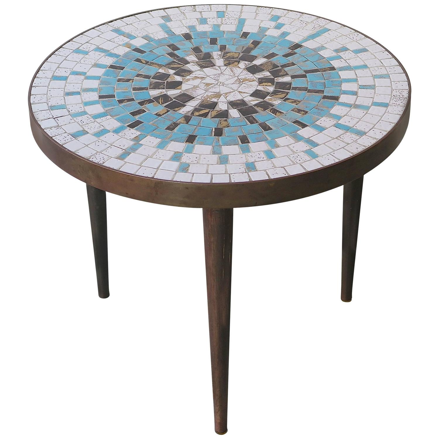 Small Midcentury Mosaic Table By Luberto For Sale At 1stdibs. Antique School Desks. Treatmill Desk. Kids Desk Furniture. Realspace Mezza Desk. Talent Desk Jobs. Billy Desk Ikea. Ergo Desks. Foldaway Desk