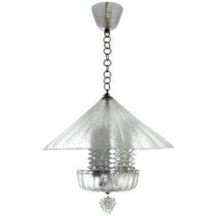 Barovier Murano Glass Tree Lights  italian Lantern  1930s