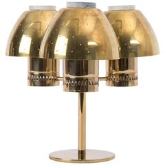 HANS AGNE JAKOBSSON tripod brass candle holders