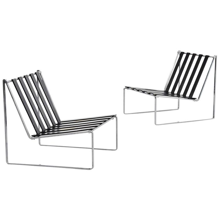 Kho Liang Ie 024 Lounge Chairs Artifort, 1962