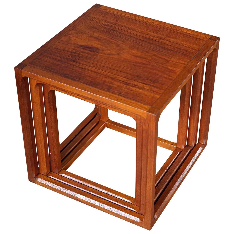 Small Side Table By Aksel Kjersgaard Room Of Art -