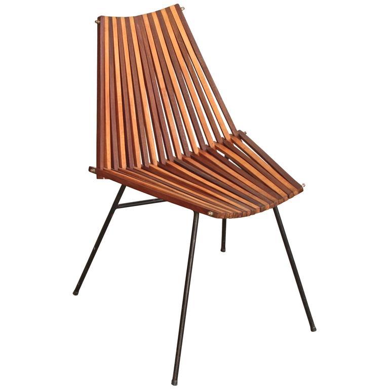 Dirk Van Sliedrecht Chair Rohé Noordwolde For Sale
