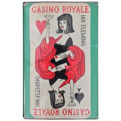 Casino Royale by Ian Fleming, Early 1963 UK Edition