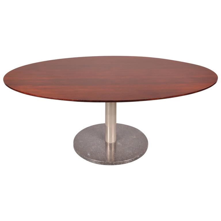Dining Table by Alfred Hendrickx for Belform, Belgium, circa 1960