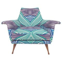 Symmetric Group Lounge Chair by Paul McCobb for Widdicomb