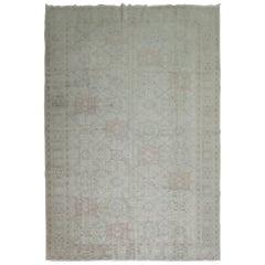 Antique Turkish Sivas Room Size Carpet