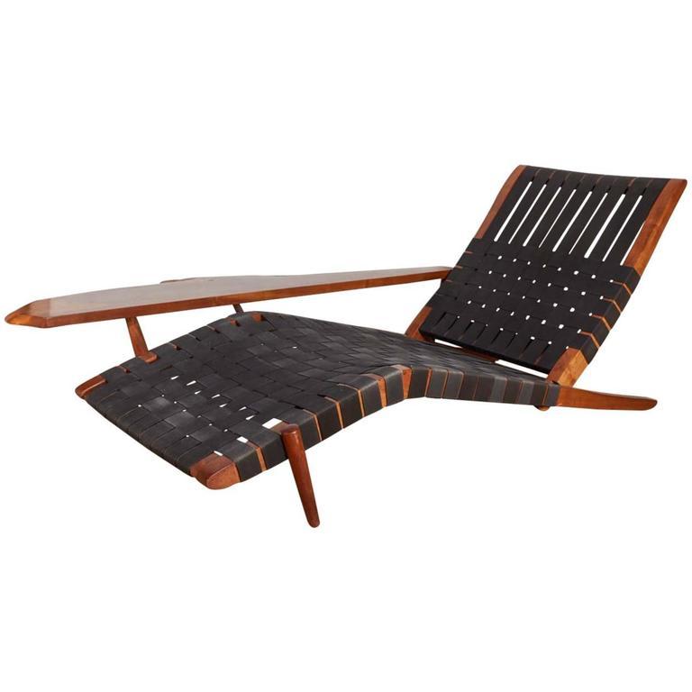 george nakashima, long chair for sale at 1stdibs