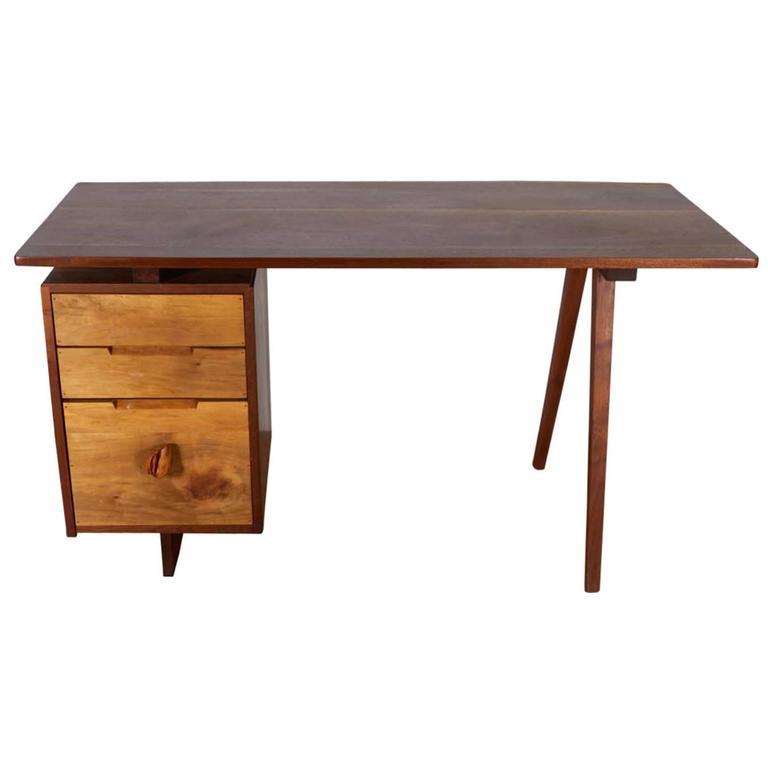 George Nakashima Early Desk 1947