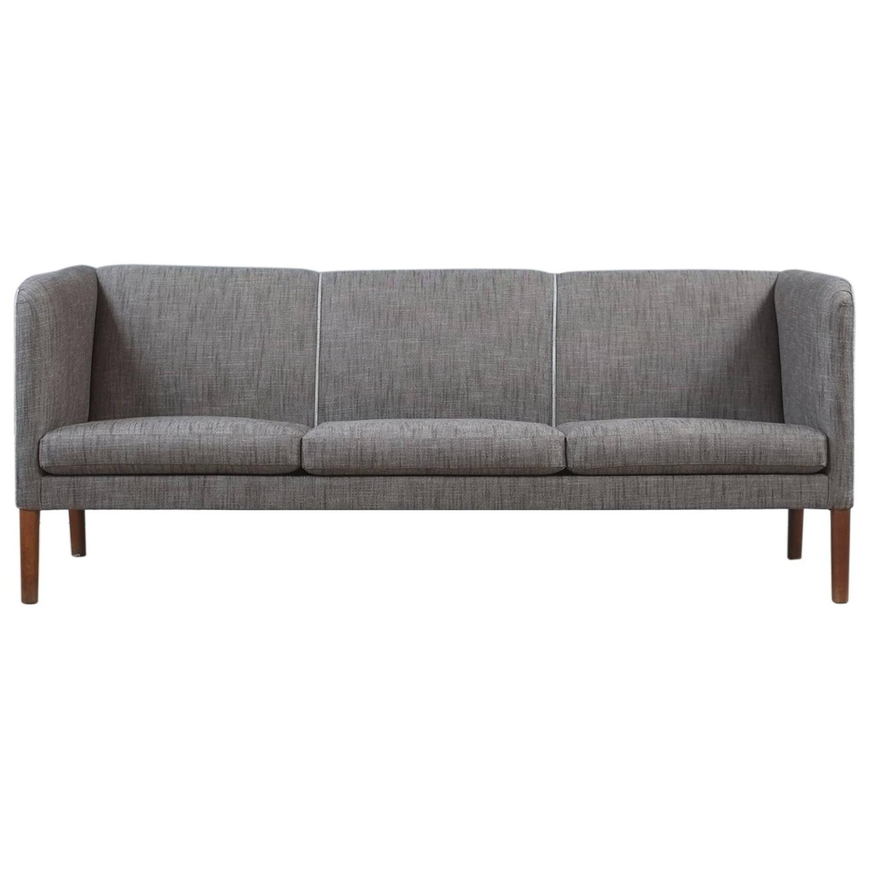 Hans Wegner Sofa For Sale at 1stdibs
