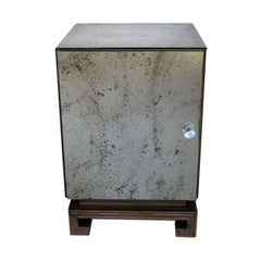 Archibald Taylor Oxidized Mirror Cabinet