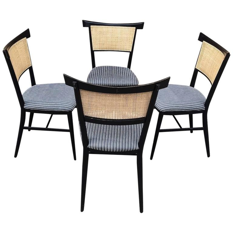 Mid Century Modern Paul McCobb Bowtie Dining Chairs For Sale At 1