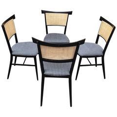 "Mid-Century Modern Paul McCobb ""Bowtie"" Dining Chairs"