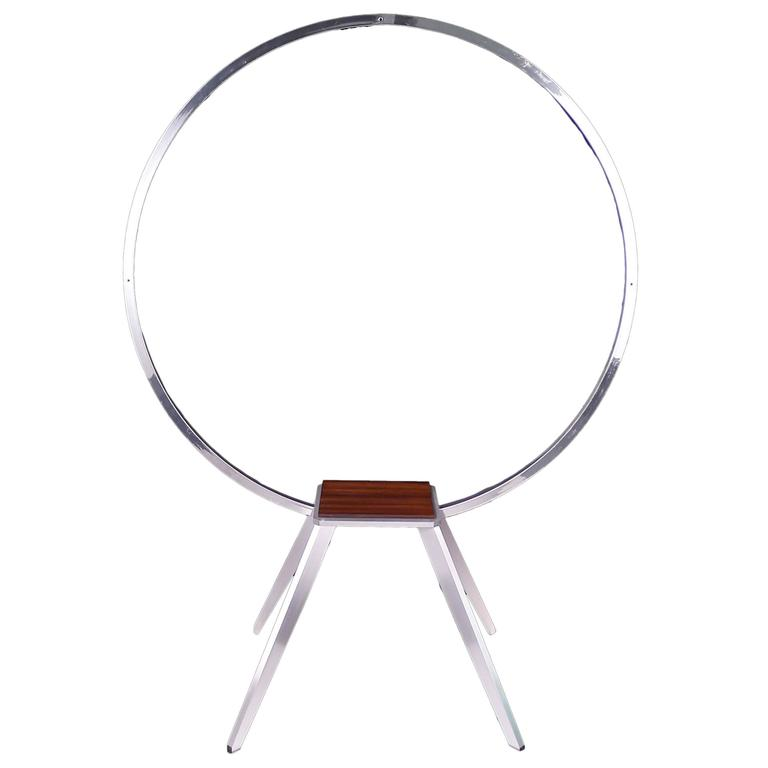 "Hoop Chair #'s 1-4 from a Limited Edition of 4, Signed and Numbered, 48""  For Sale"