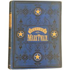 Mark Twain's Sketches, New and Old, First Edition, circa 1875