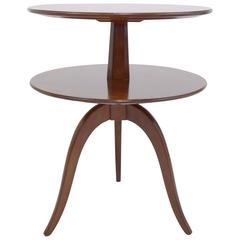 Edward Wormley Tiered Table for Dunbar