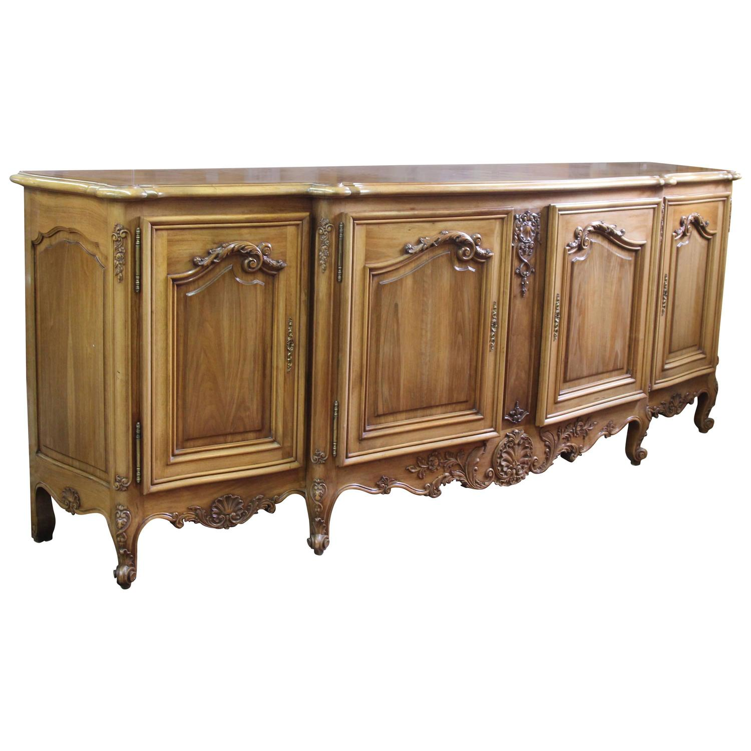 French dining room buffet or server at 1stdibs - Dining room server furniture ...