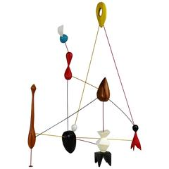 Abstract Modernist Sculpture in the style of Alexander Calder