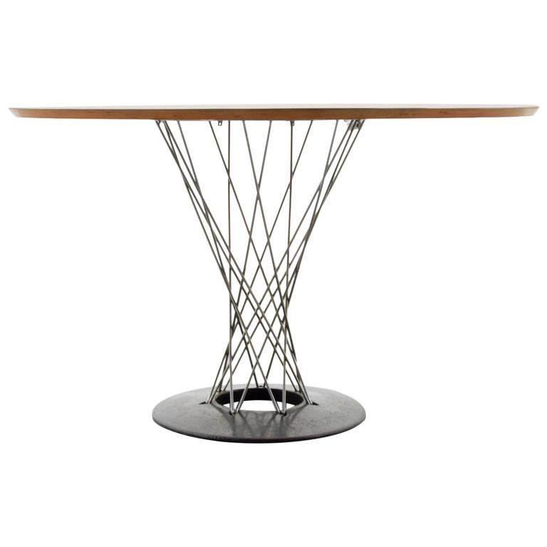 Early Isamu Noguchi Cyclone Dining Table, 2 Available