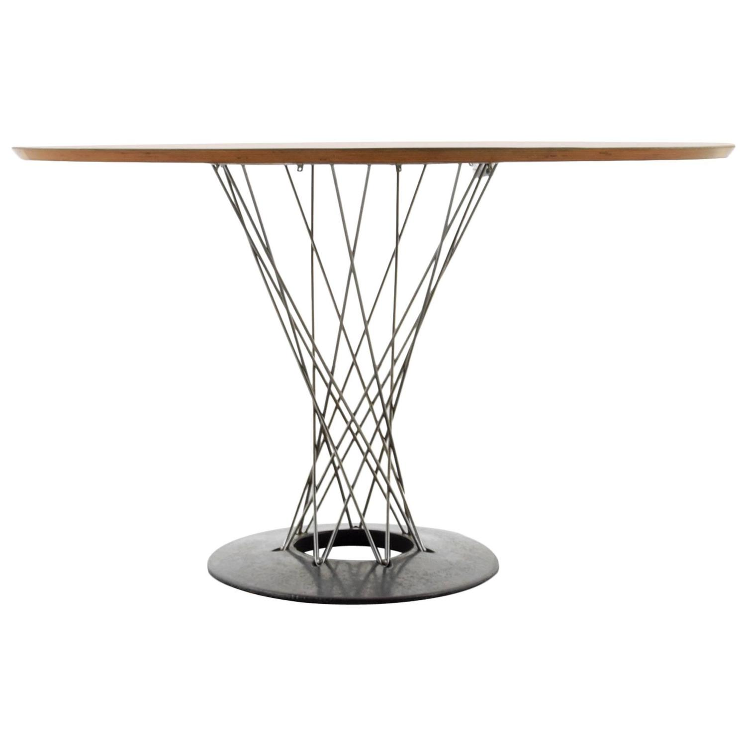 Early Isamu Noguchi Cyclone Dining Table For Sale At 1stdibs