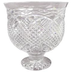 Waterford Crystal Designers Gallery Collection Tom Brennan Rainbow Trifle Bowl