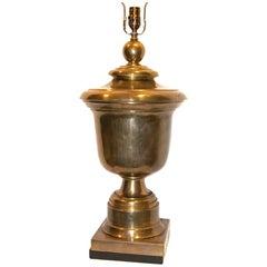 Single Large Urn Table Lamp